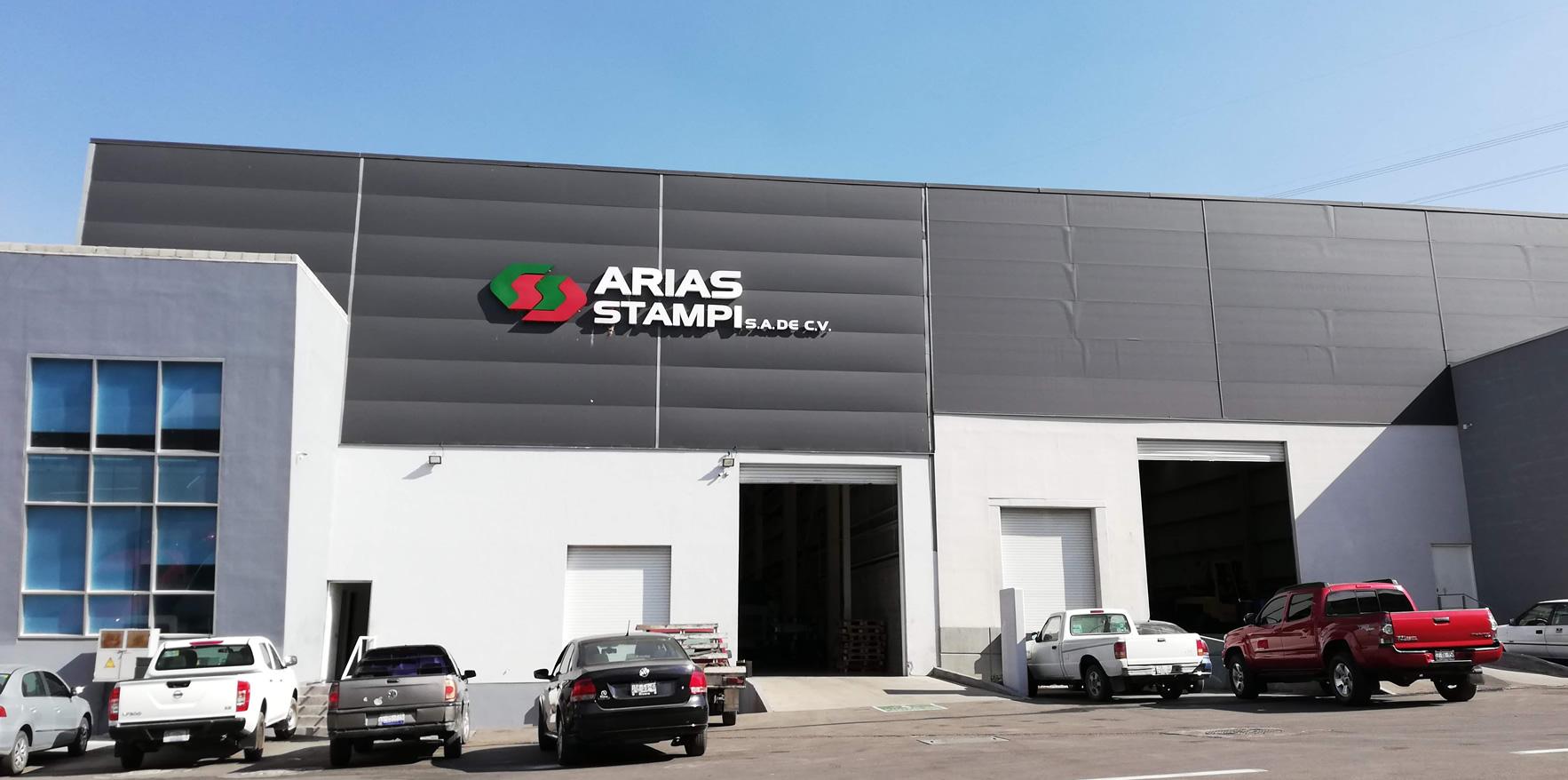 Arias Stampi Troqueles en Querétaro